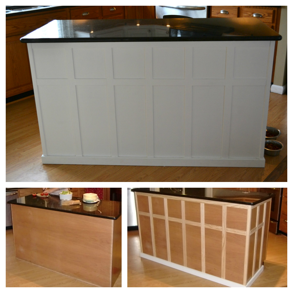 Kitchen Update With Brookhaven Island Desk: Slowly Working On The Kitchen