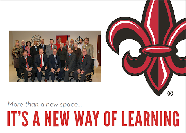 You're Invited to the University of Louisiana at Lafayette's Moody School of Business and Northwestern Mutual's Grand Opening of The Professional Sales and Research Program Lab