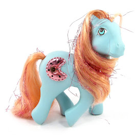 MLP Prinzessin Saphir Year Six German Princess Ponies G1 Pony