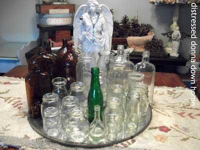 vintage finds, old bottles, vintage books, vintage photography