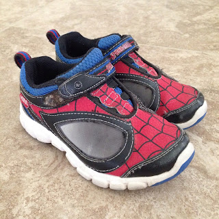 Zapatos de Spiderman