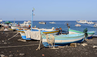 Small boats amount to three quarters of Italy's fishing fleet