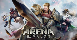 Download game mobile arena terbaru versi update 2017