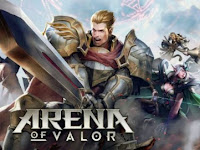 Free Download Garena [Game AOV] Arena Of Valor v1.17.1.1 [5x5 Action Moba] Versi Terbaru