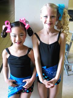 Adopting Baby Schlenner: Spring 2011 Dance Recital!!!!!!!!!!!!