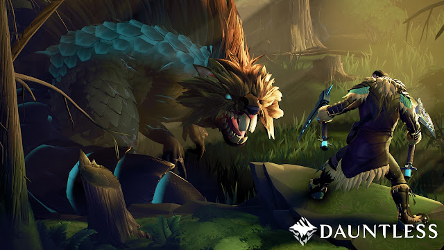 Os presentamos Dauntless, un Monster Hunter para ordenador