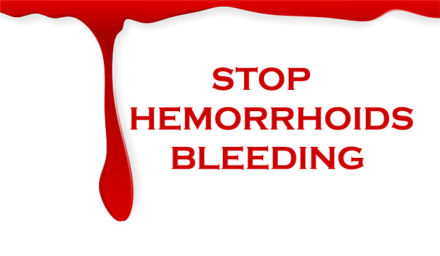 Bleeding Hemorrhoids