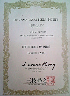 The Japan Tanka poets' Society