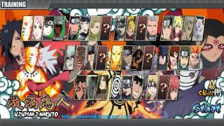 Games Naruto Shippuden Ninja Storm Senki v1.17 Apk (new)