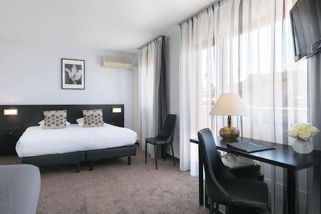 hotel mediterranee mentone