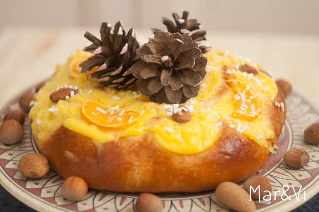 Roscón de Reyes paso a paso