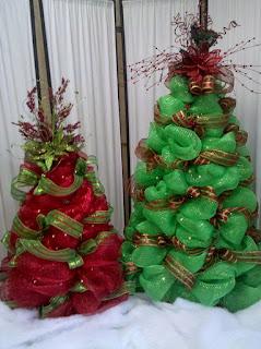 árbol-navideño-decorado-mallas