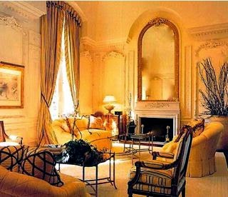 Formal Interior Design Style Living Room This Has Symmetrical Elegance And Straight Vertical Lines