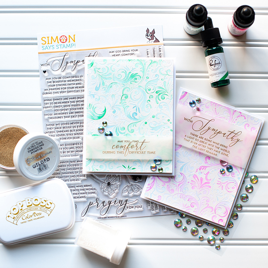 Its Always A Happy Day When We Are Celebrating Brand New Release From Simon Says Stamp Right Their Latest Collection Is Called You Loved Went Live