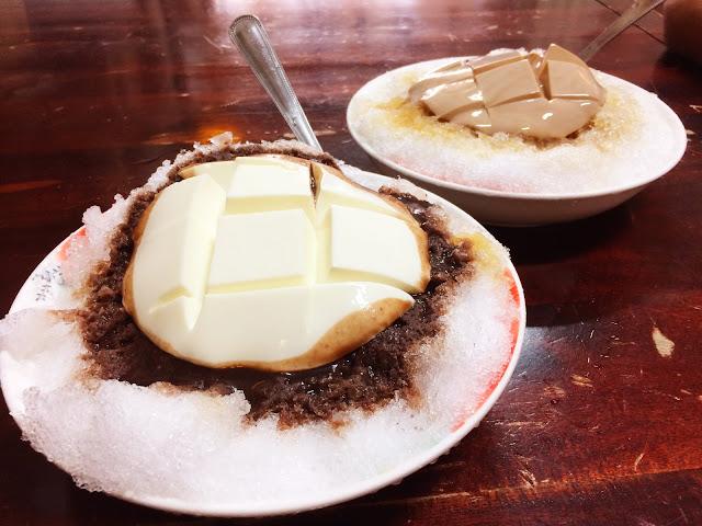唐玉豆腐冰