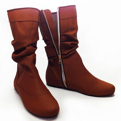 Sepatu Boots Wanita Murah