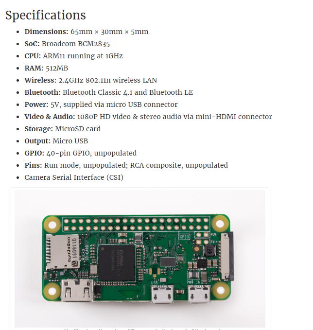 Raspberry Pi Zero W Comes With Integrated Wi Fi And
