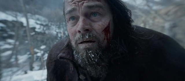 the revenant oscars