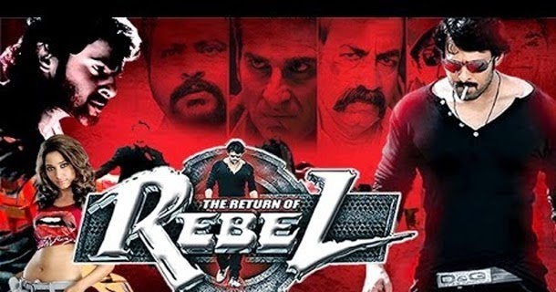 Download Free & Watch Full Action movie The Return of Rebel  South Indian Movie with Hindi dubbed
