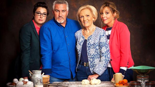 BBC Drama The Great British Bake-Off