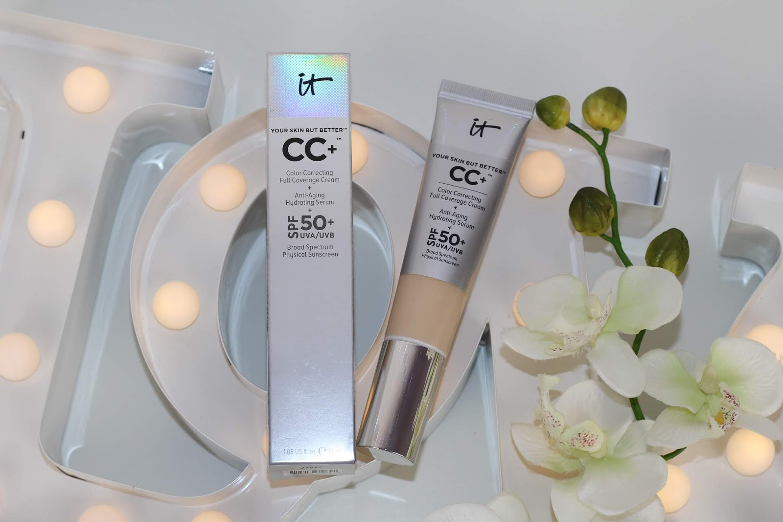 It Cosmetics CC Cream Review UK and Photos