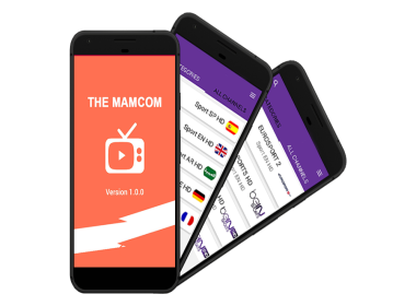 The Mamcom TV Apk App Free Live TV On Android, Fire TV Devices - New