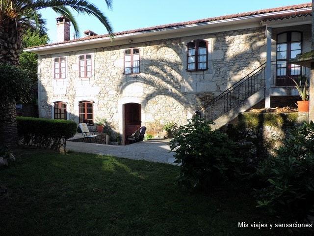Casa Xan da Pena, Vilarmaior, Galicia