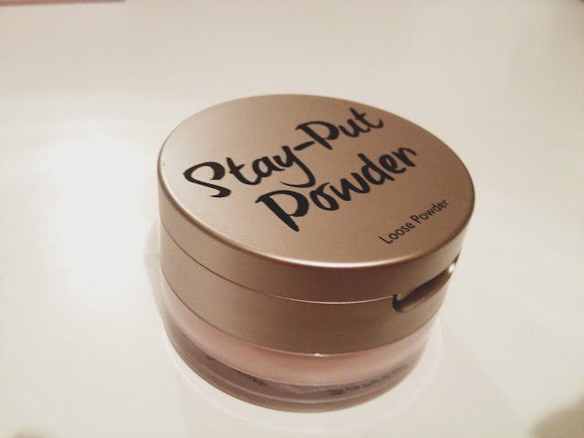 Look Beauty, powder, makeup, Stay Put, Look Stay Put Powder