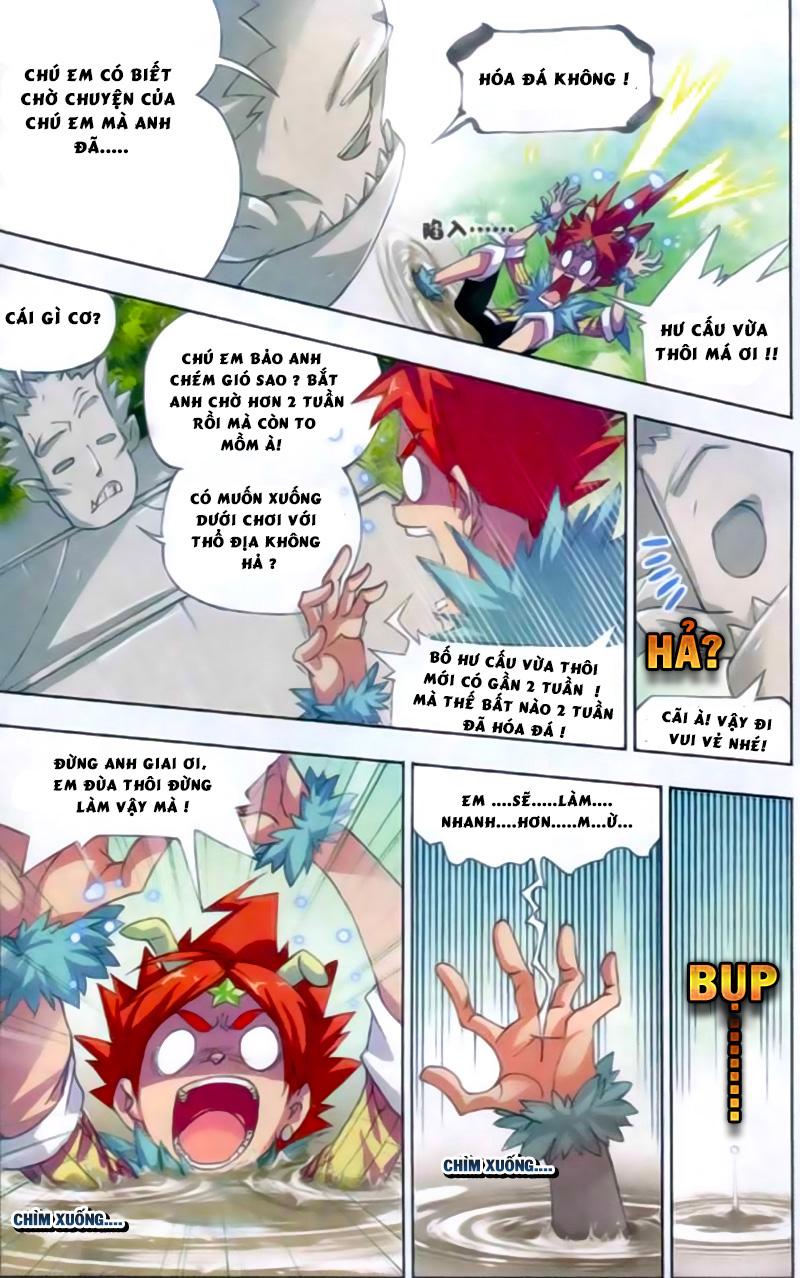 Dị Nguyên Kỷ Chap 3 - Next Chap 4