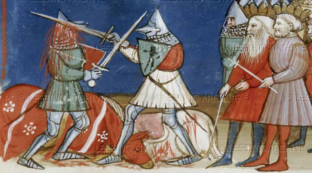 castelli e cavalieri  Vento largo: Amori e cavalieri, il Medioevo sui muri