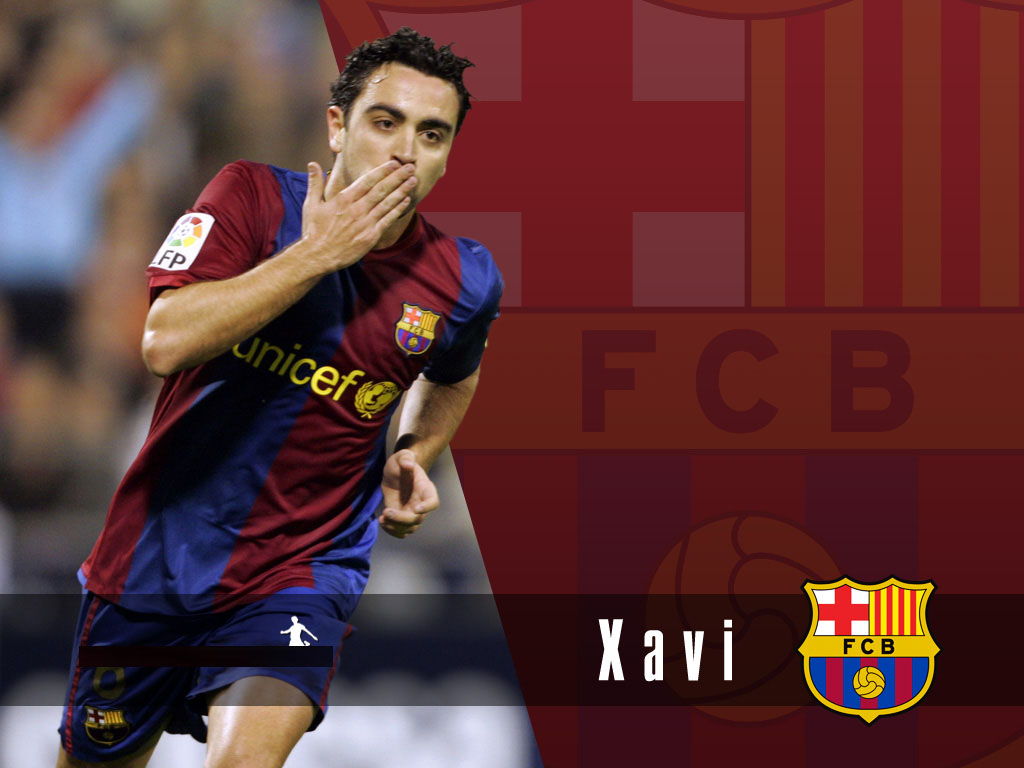Xavi Hernandez Wallpapers