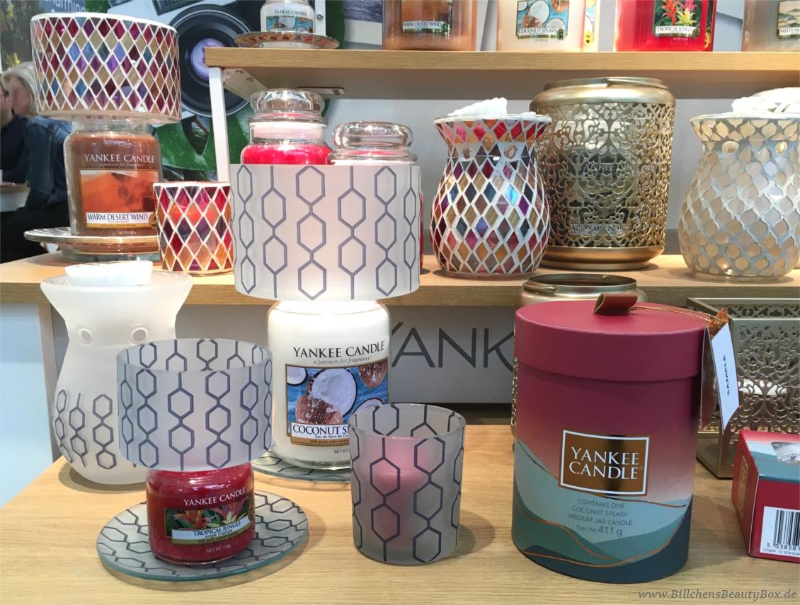 Yankee Candle - Alle Kollektionen und Duftbeschreibungen für 2018 - Just Go Sommerkollektion Accessoires