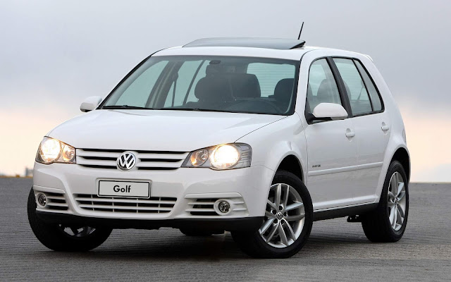 VW Golf Sportline 2008
