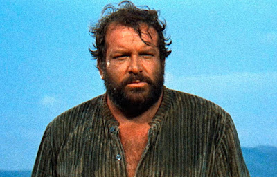 Bud Spencer in the Trinity movies