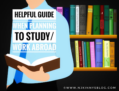 Helpful guide for people planning to go abroad for studies or work- NWoBS Blog
