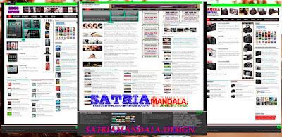 Jual Blog Harga Rp.25.000