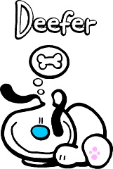 Deefer from Bubblegums: Free Printable Images.