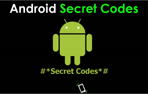Android Mobile Secret Codes