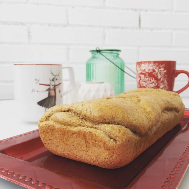 Pan de navidad, pan de naranja, pan de canela, pan de cardamomo