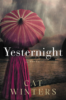 Yesternight by Cat Winters book cover