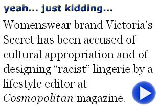 racist lingerie