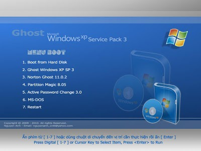 Microsoft Windows Ghost Xp Pro Sp  V2 0 For All Main This Is A Good System Is Windows Xp Sp 3 With A Nice Interface And A Full Service