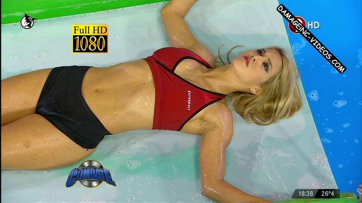 Florencia Vigna hot camel toe Damageinc Videos HD