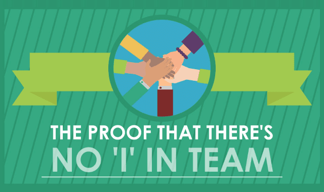The Proof There's No 'I' in Team'