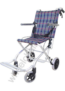 Ultra Lightweight Wheelchair
