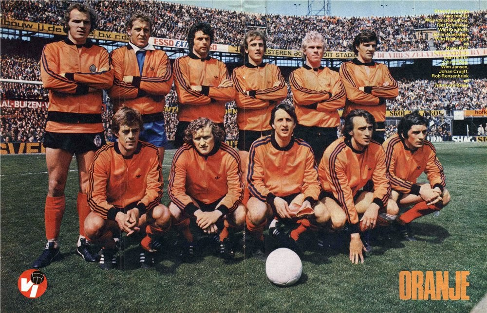 Hans Van Breukelen Soccer Nostalgia: Old Team Photographs-part 21h