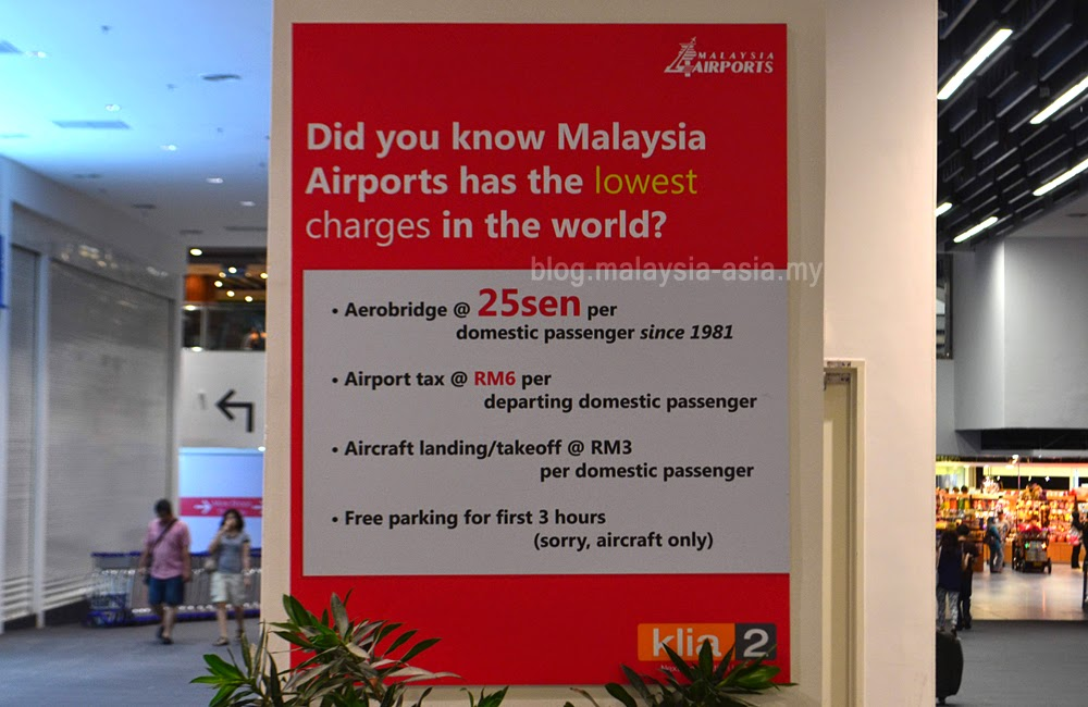 general information of klia2