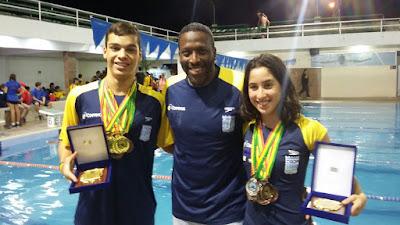Nadador paraibano é considerado uma das grandes promessas das Olimpíadas de 2024