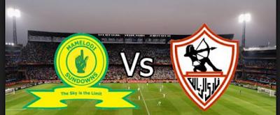 مشاهدة مباراة الزمالك وصن داونز بث مباشر اليوم الاحد بتاريخ 23-10-2016 فى نهائى دورى ابطال افريقيا