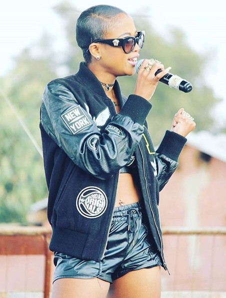 25 Year-old Nomuzi Mabena released an 11-track mixtape